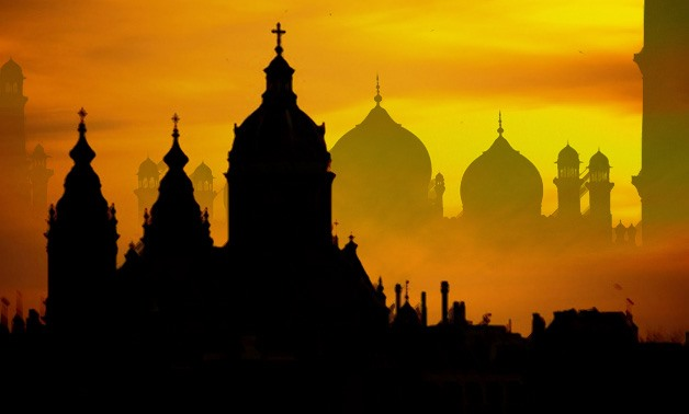 Mosques and churches in Cairo - Creative Commons