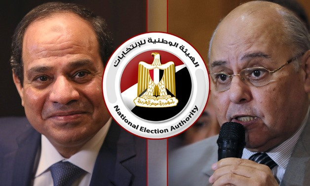 President Sisi and Moussa Moustafa are the official candidates for the 2018 presidential election