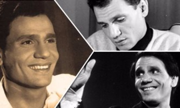 Abdel-Halim Hafez - a photo complied by Egypt Today