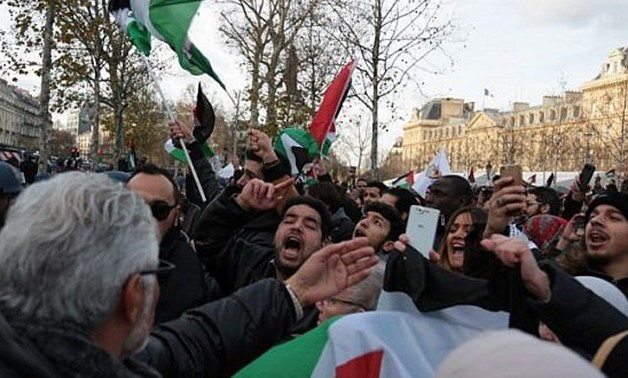 ROME - Italy on Saturday protested to France over a incident in which French border police entered a clinic run by a non-governmental organization - Reuters