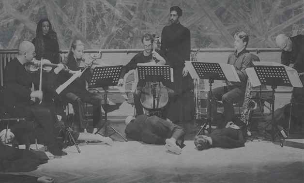 [First promo for the Ensemble Mosaik provided in a                statement by the European – Egyptian Contemporary Music                Society, Mar. 19, 2018 – Email/EECMS]