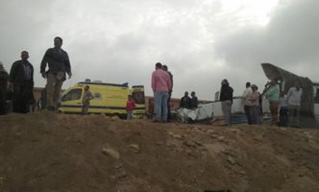 FILE: Seven people were killed and 11 others injured in a road accident on Qattameya-Ain Sukhna road on Tuesday
