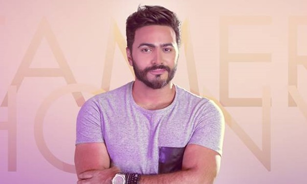 Tamer Hosny to perform in El-Mansoura on Mar.28