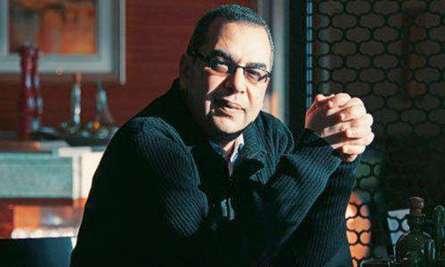 Late prominent Egyptian author Ahmed Khaled Tawfik - Photo courtesy of official statement by the Ministry of Culture.