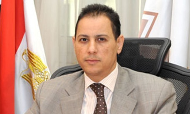 FILE- Mohamed Omran, Chairman of Financial Supervisory Authority