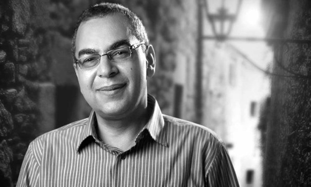 Veteran novelist and author Dr. Ahmed Khaled Tawfik - File photo