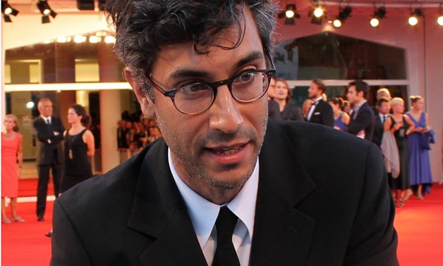 Photograph of Ramin Bahrani (Edited) courtesy of Wikimedia Commons, April 6, 2018 –Wikimedia Commons/Alice Barigelli.