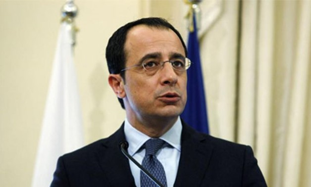 FILE: Cypriot Foreign Minister Nikos Christodoulides. Reuters
