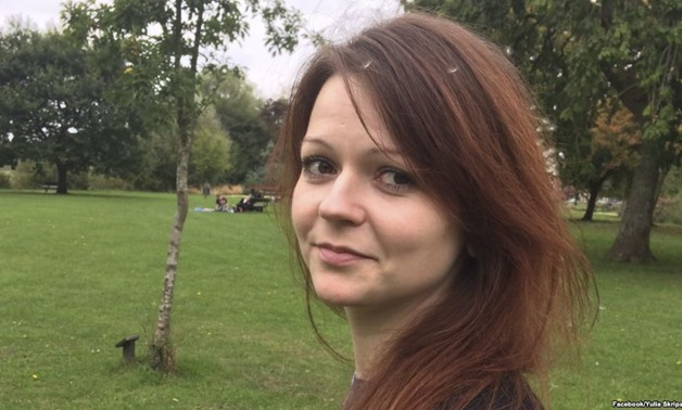 Daughter of poisoned Russian spy declines embassy help-statement - AFP
