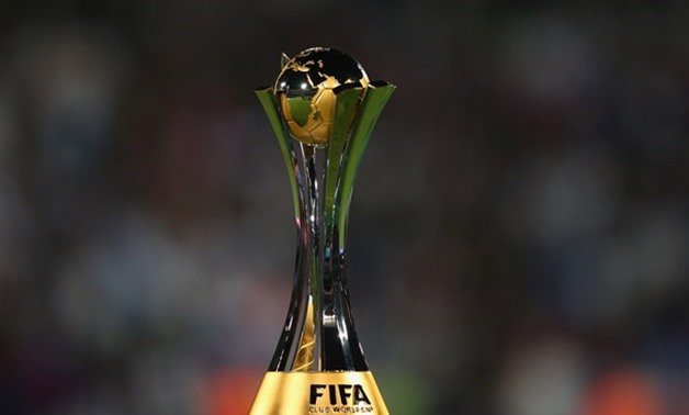 Club World Cup Trophy - Courtesy of FIFA website