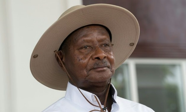 Museveni has been in power for more than 30 years