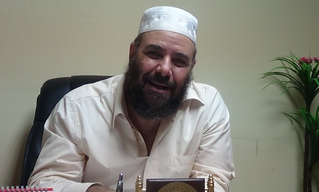 FILE: Al Jama'a Islamiyya leader and founder of its Building and Development Party, Tarek al-Zomor