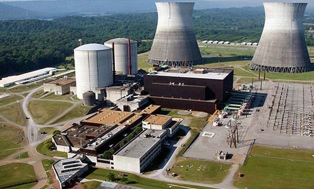 A Nuclear Power Plant - Wikimedia Commons