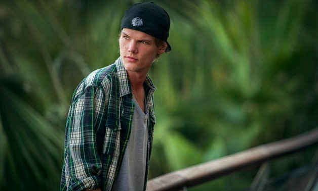 Photograph of Avicii, September 18, 2014 – Wikimedia Commons/The Perfect World Foundation.