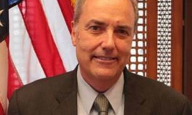 Thomas Goldberger, Chargé d'Affaires of the U.S. embassy in Egypt - U.S. Mission Egypt