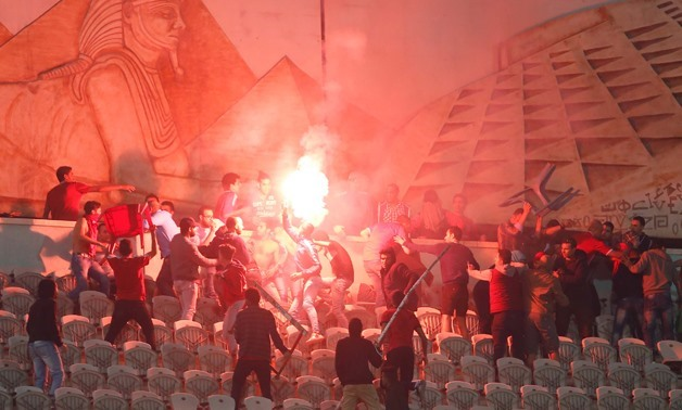 Ultras Ahlawy disband indefinitely