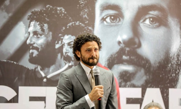 File – Hossam Ghaly announes retirement