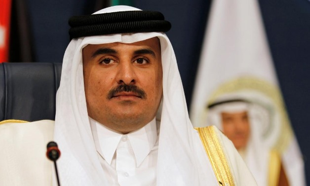 Qatari Emir Tamim Bin Hamad Al Thani – REUTERS/Hamad I Mohammed/File Photo