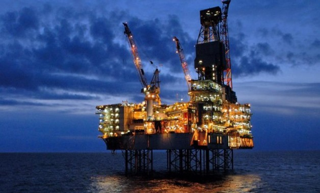 Zohr development field - Photo courtesy of Eni website