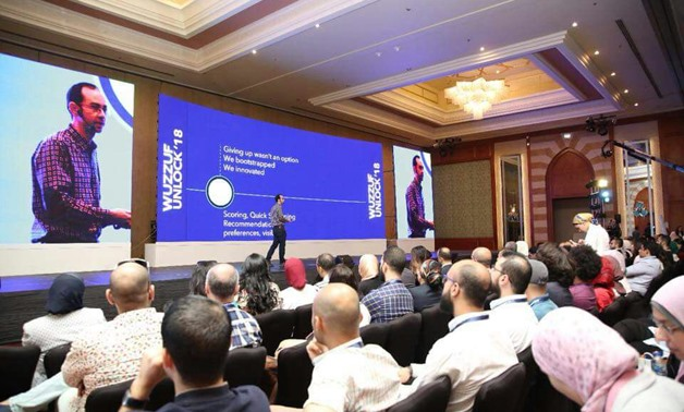 Top-tier employers and recruitment experts in Egypt gathered at 'WUZZUF Unlock'18', the one of a kind event – Press Photo