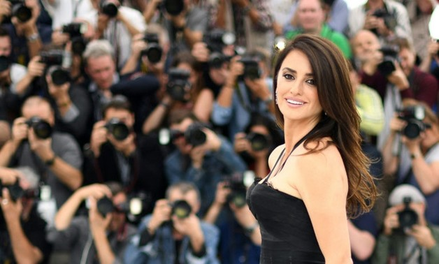 """Spanish actress Penelope Cruz is one of the dream team of female stars to feature in Jessica Chastain's Bond-style caper called """"355""""."""