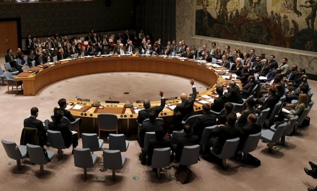 The United Nations Security Council. (Photo: Reuters)