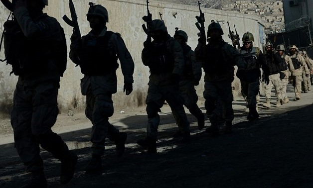 Afghanistan has sent commandos to battle the Taliban in Farahc