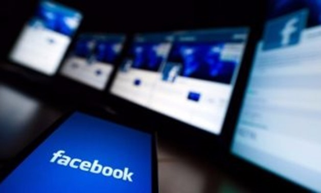Facebook users in Egypt would be 55-58 million by the end of this year – File Photo