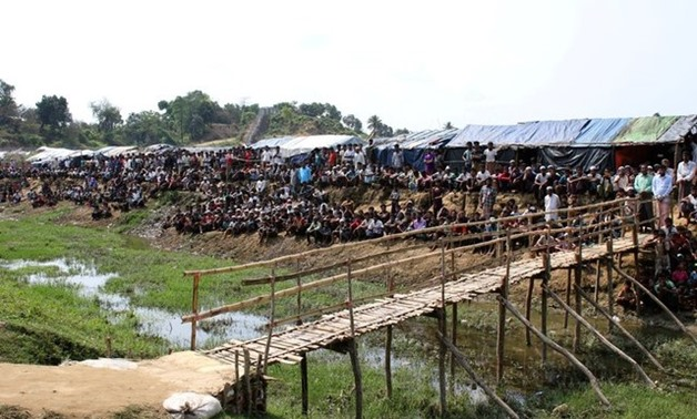 House Backs Measure To Clamp Down On Myanmar Over Rohingya Rights   Reuters