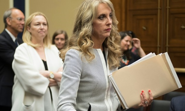 Kerry Perry, the president and CEO of USA Gymnastics, apologized before Congress for the sexual abuse of Olympic athletes by former team doctor Larry Nassar