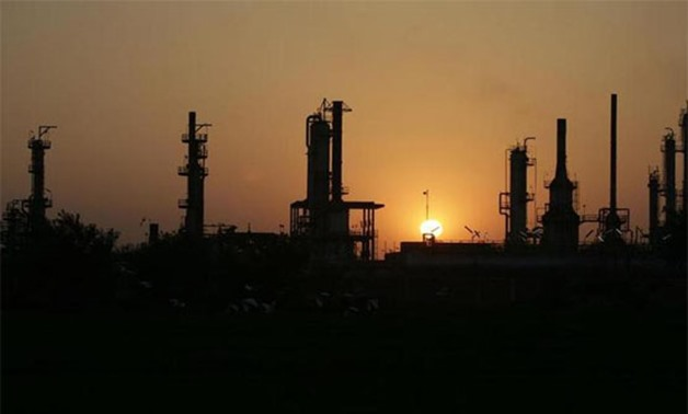 The Mstrd oil refinery in Cairo - Reuters
