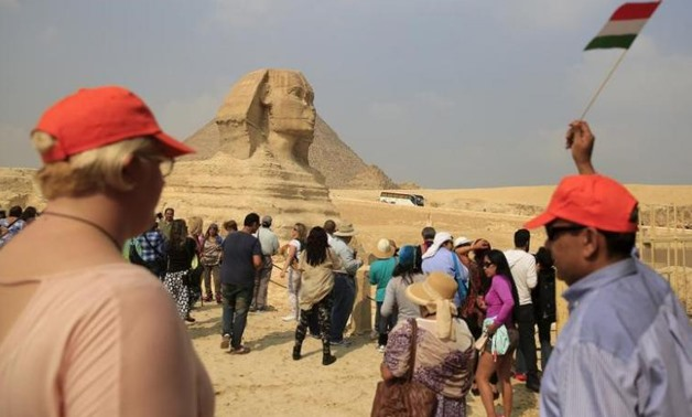 Egypt Sees 34 2 Increase In Indian Tourist Arrivals In Q1 2017 Egypttoday