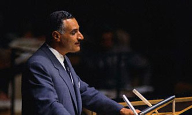n 1957, Nasser swore the same oath before Parliament, to become the first president to uphold this tradition before the people's representatives council - File Photo