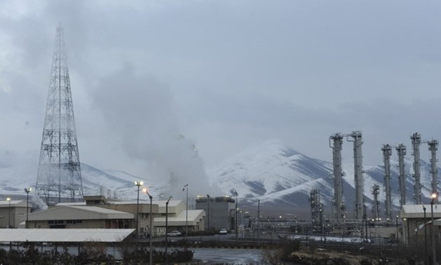 A general view of the Arak heavy-water project, 190 km (120 miles) southwest of Tehran January 15, 2011, REUTERS