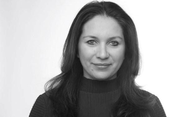 New York Times reporter Rukmini Callimachi – press photo
