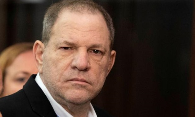 Film Producer Harvey Weinstein Due To Enter Plea On Rape Charges Egypttoday