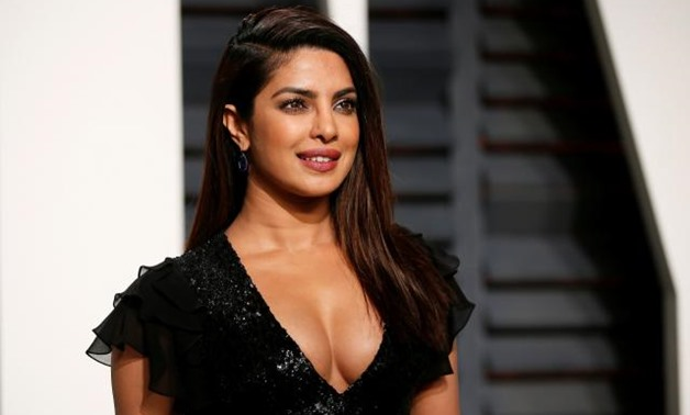 FILE PHOTO: 89th Academy Awards - Oscars Vanity Fair Party - Beverly Hills, California, U.S. - 27/02/17 – Actress Priyanka Chopra. REUTERS/Danny Moloshok/File photo
