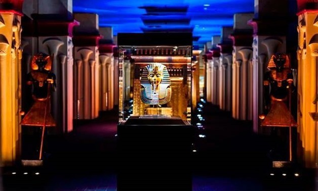 King Tut Museum – Photo Courtesy of the official Egyptian Museum website