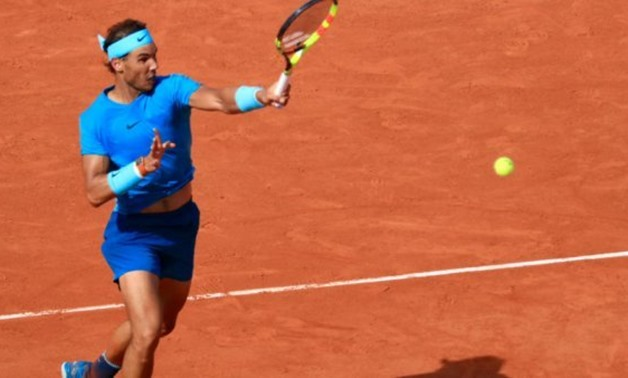 © Pierre René-Worms, FRANCE 24 | Rafael Nadal was in ominous form as he powered past Argentina's Juan-Martin Del Potro on Friday.