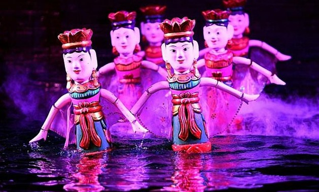 Vietnam is the birthplace of the centuries-old art of water puppets, which emerged in the northern rice paddies as entertainment for farmers - AFP