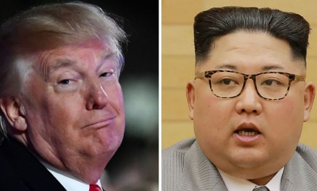 U.S. President Donald Trump and North Korean leader Kim Jong-un - AFP