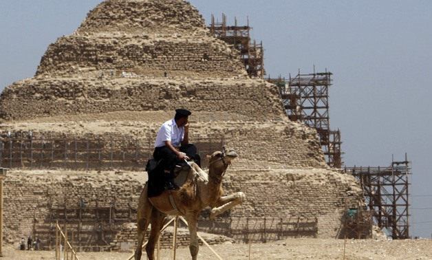 Pyramid of Djoser /Reuters
