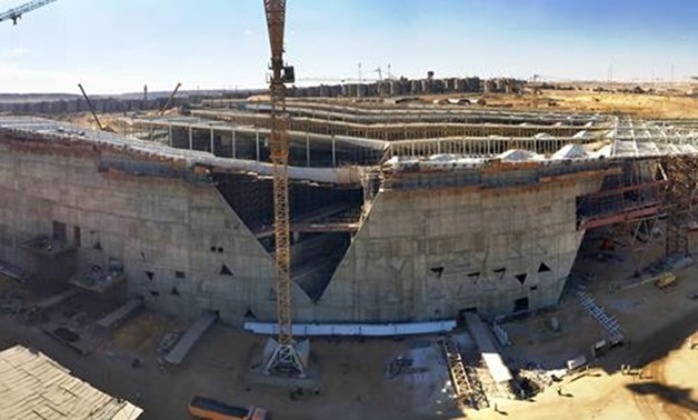 Grand Egyptian Museum - Grand Egyptian Museum official Facebook Page