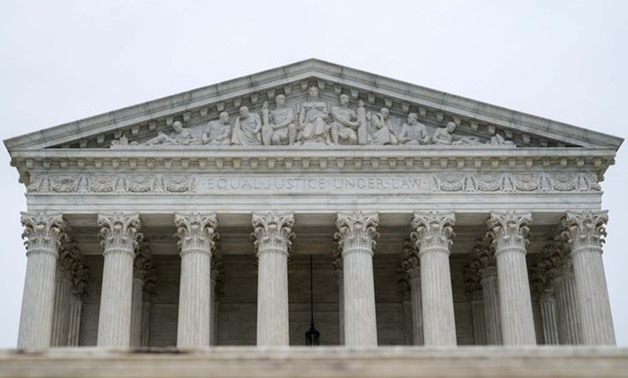 U.S. top court throws out Minnesota ban on voter political apparel - FILE
