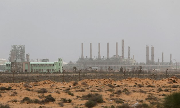 FILE PHOTO: A view shows Ras Lanuf Oil and Gas Company in Ras Lanuf, Libya, March 16, 2017. REUTERS/Esam Omran Al-Fetori/File Photo