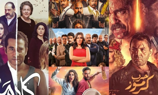 Eid Al-Fitr movie marathon witnessed the competition of five different movies which varied between action, comedy and social, presenting to the audience multiple options for each to choose his favorite - File