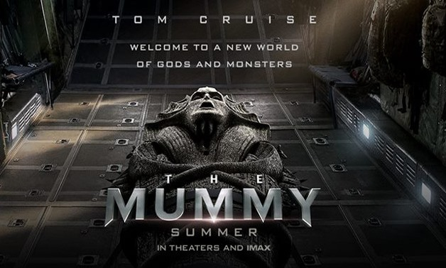 The Mummy - Tom Cruise official facebook page