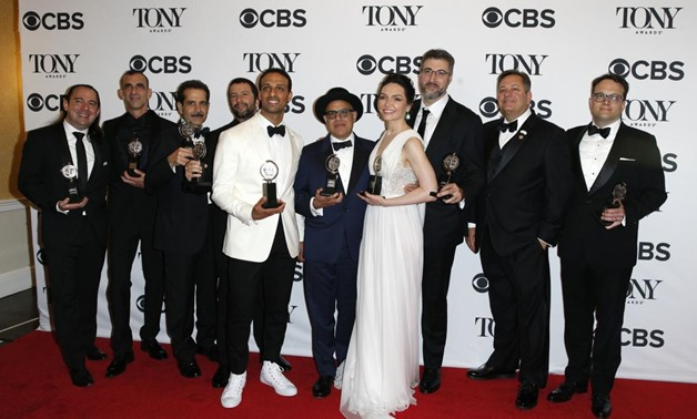 'The Band's Visit' sweeps Tony Awards as Harry Potter wins best play   Reuters