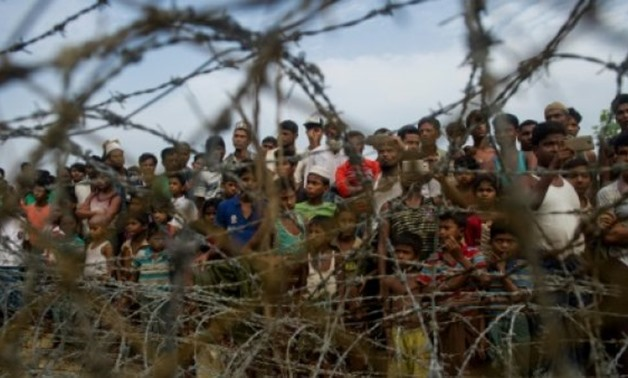 © AFP/File | Major General Maung Maung Soe was recently named in fresh EU sanctions against Myanmar security officials accused of serious rights violations in the Rohingya crisis, including killings and sexual violence