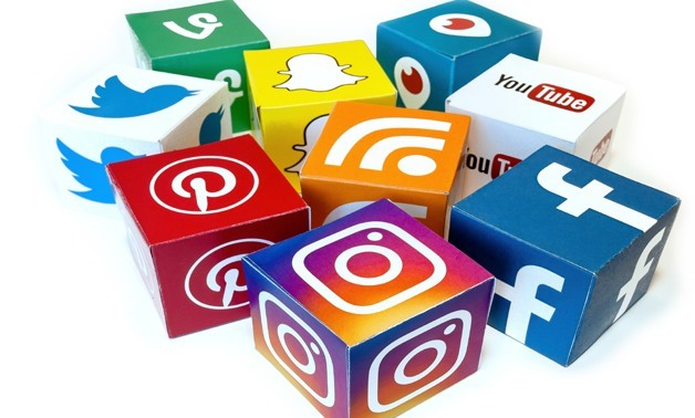 logos of social media platforms- Creative Commons via Flicker- Blogtrepreneur